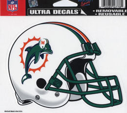 Miami Dolphins Decal