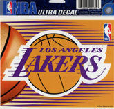 Los Angeles Lakers Ultra Decal