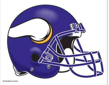 Minnesota Vikings Decal