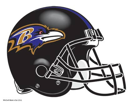 Baltimore Raven Ultra Decal