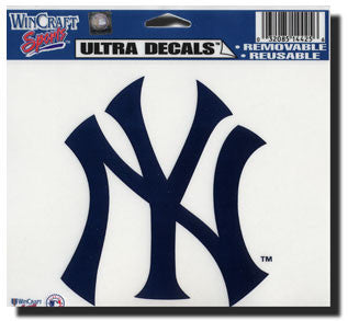 New York Yankees Ultra Decal