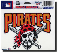 Pittsburgh Pirates Decal