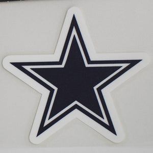 Dallas Cowboys Perfect Cut Decal