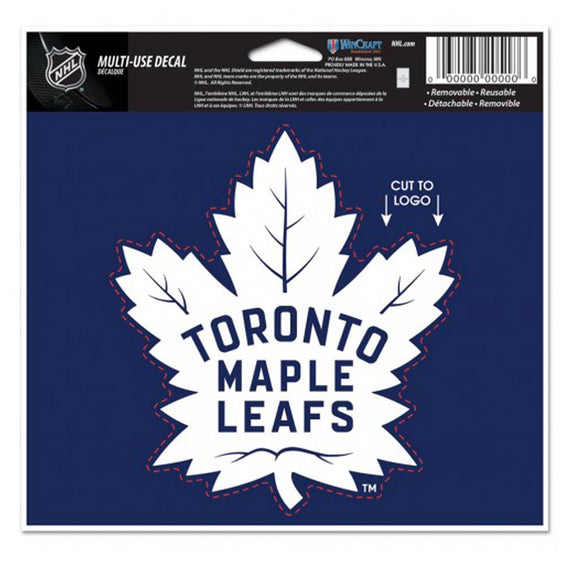 Toronto Maple Leafs Decal