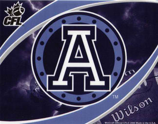 Toronto Argonauts Decal