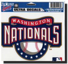 Washington Nationals Decal
