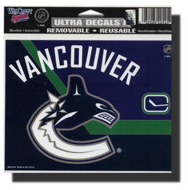 Vancouver Canucks Decal