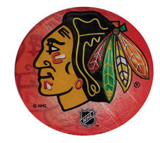 Chicago Blackhawks Domed Decal