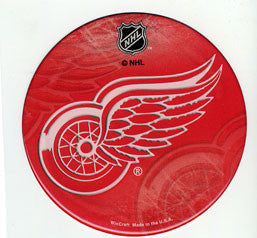 Detroit Red Wings Domed Decal