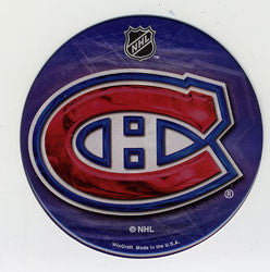 Montreal Canadiens Domed Decal