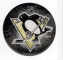 Pittsburgh Penguins Domed Decal