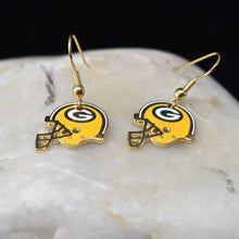 Load image into Gallery viewer, Green Bay Packers Earrings