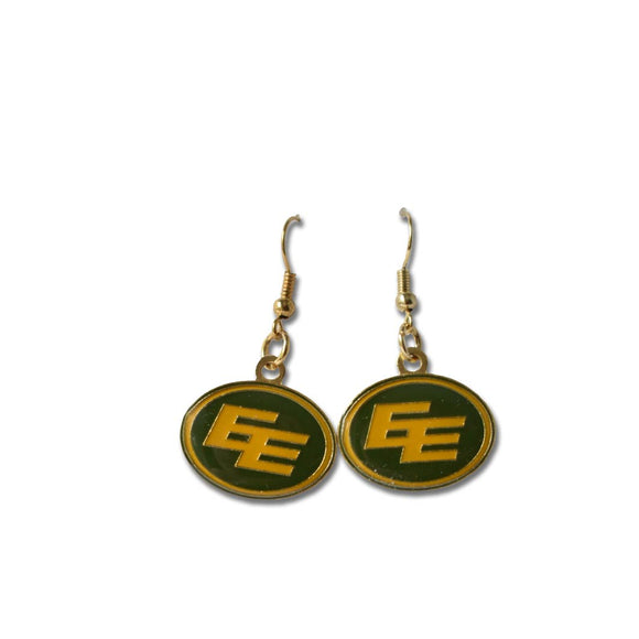 Edmonton Eskimos Earrings