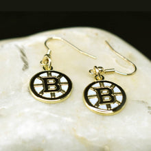 Load image into Gallery viewer, Boston Bruins Earrings