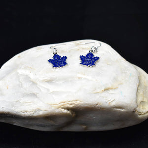 Toronto maple Leafs Team Logo Earrings