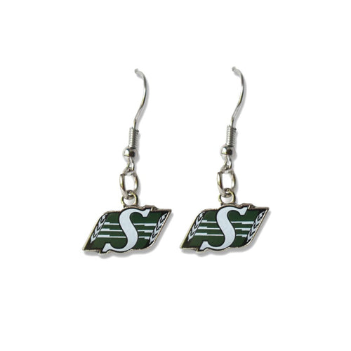 Saskatchewan Roughriders Earrings
