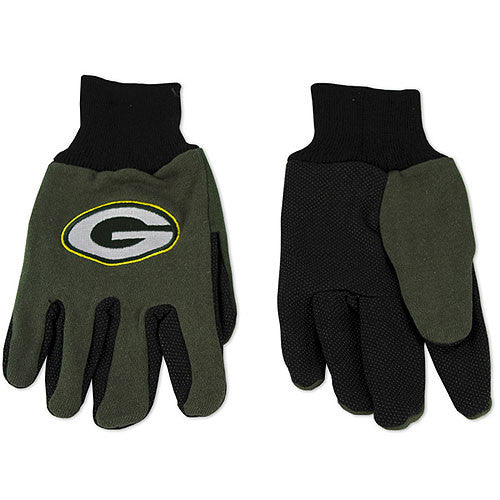 Green Bay packers Work Gloves