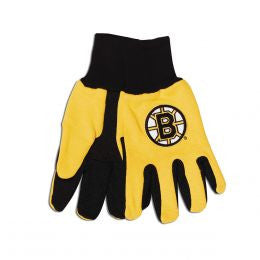 Boston Bruins Work Gloves