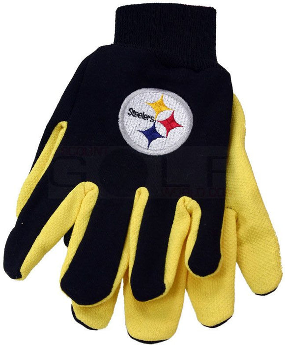 Pittsburgh Steelers Work Gloves