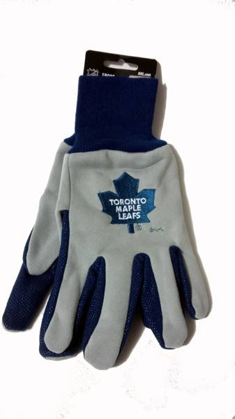 Toronto Maple Leafs Work Gloves