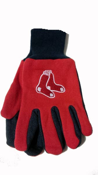 Boston Red Sox Work Gloves