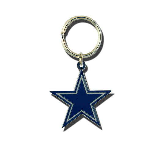 Dallas Cowboys Acrylic Keychain