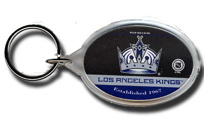 Los Angeles Kings Acrylic Keychain