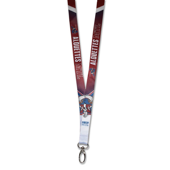 Montreal Alouettes Lanyard