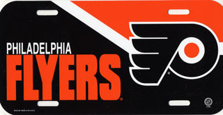 Philadelphia Flyers License Plate