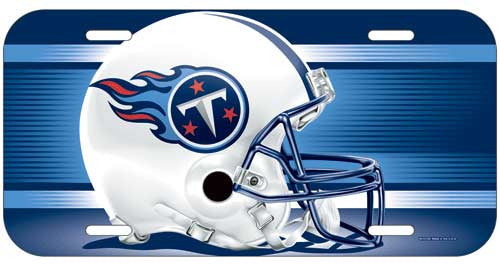 Tennessee Titans License Plate