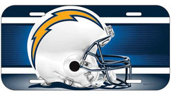 San Diego Chargers License Plate