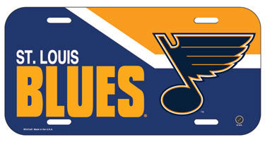 St. Louis Blues License Plate
