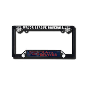 Atlanta Braves License Plate Frame