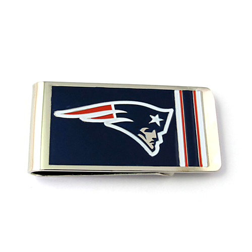 New England Patriots Money Clip