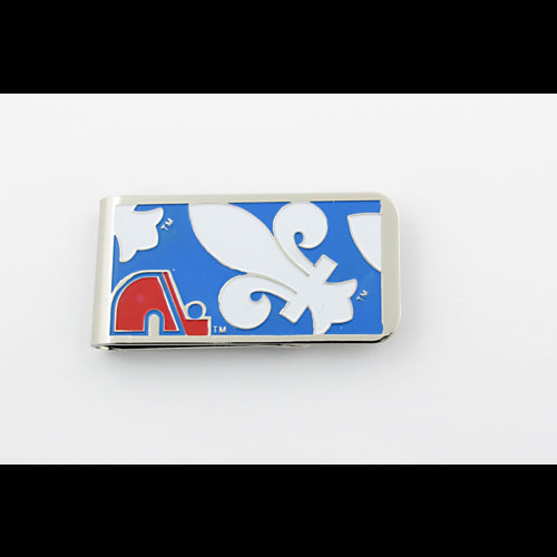Quebec Nordiques Money Clip