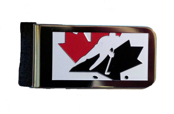 Team Canada Money Clip
