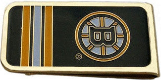 Boston Bruins Money Clip