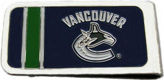 Vancouver Canucks Money Clip