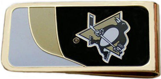 Pittsburgh Penguins Money Clip