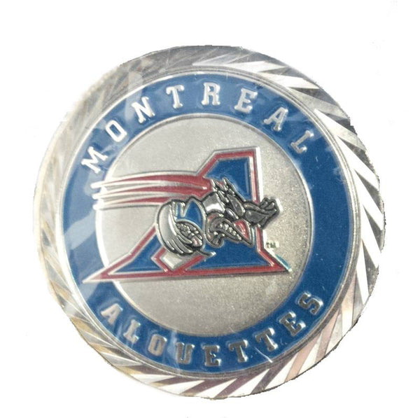 Montreal Alouettes Challenge Coin