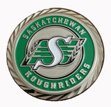 Saskatchewan Roughriders Challenge Coin