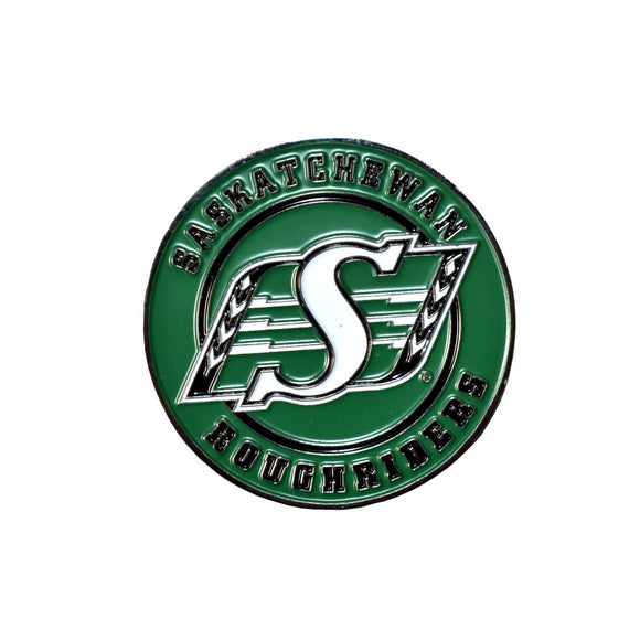 Saskatchewan Roughriders Tossing Coin