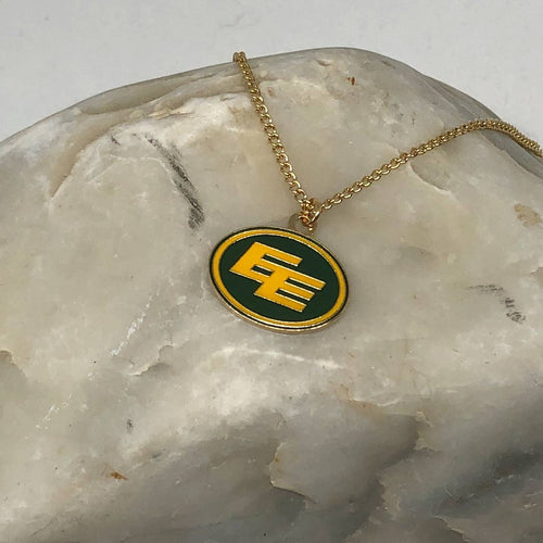 Edmonton Eskimos Necklace