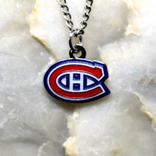 Load image into Gallery viewer, Montreal Canadiens Necklace