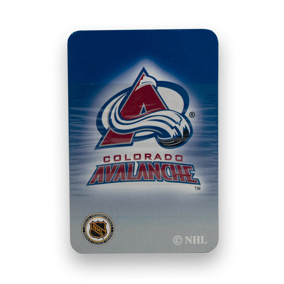Colorado Avalanche NHL Playing Cards