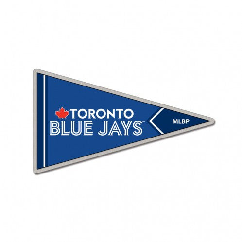 Toronto Blue Jays Pennant Collector Pin