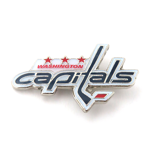 Washington Capitals Logo Pin