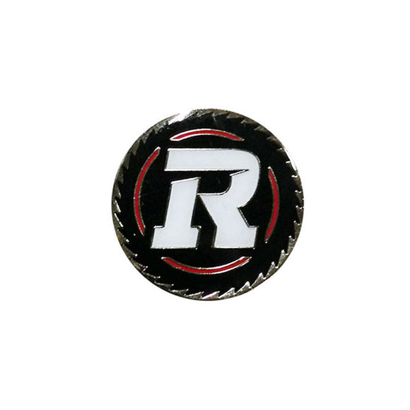 Ottawa Redblacks Logo Pin