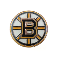 Load image into Gallery viewer, Boston Bruins logo Pin