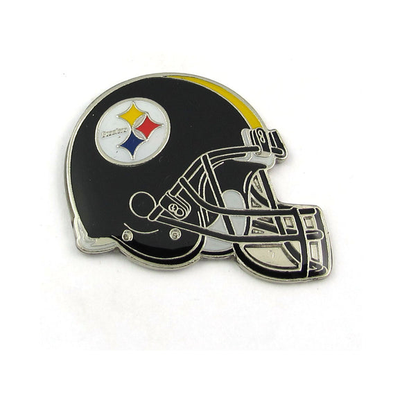 Pittsburgh Steelers Helmet Pin